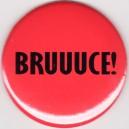 50% Oferta - MAGNET IMAN GRANDE BRUUUCE! - BRUCE SPRINGSTEEN
