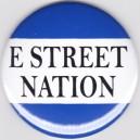 50% Oferta - MAGNET IMAN GRANDE E STREET NATION - BRUCE SPRINGSTEEN
