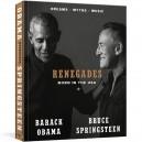 RENEGADES: BORN IN THE USA - By BARACK OBAMA & BRUCE SPRINGSTEEN - EN INGLÉS - 320 PAGINAS
