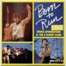 BORN TO RUN (LIVE) + 3 - CD SINGLE (1987) - UK